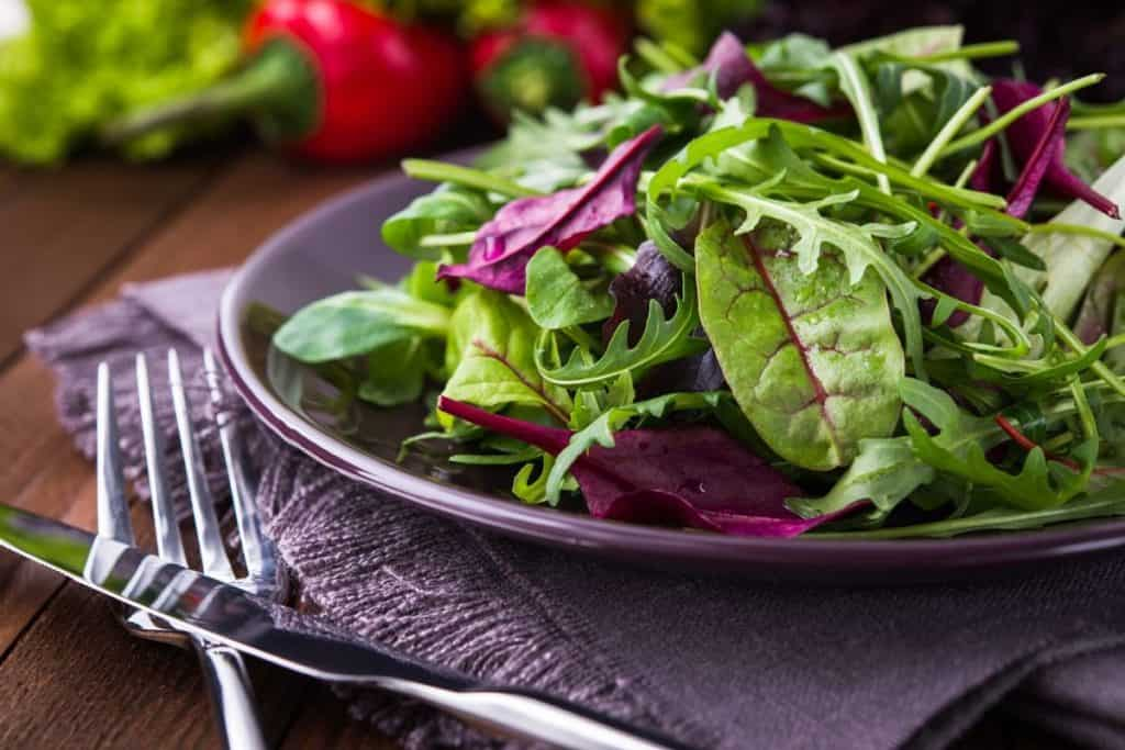 Eat Leafy Green Vegetables