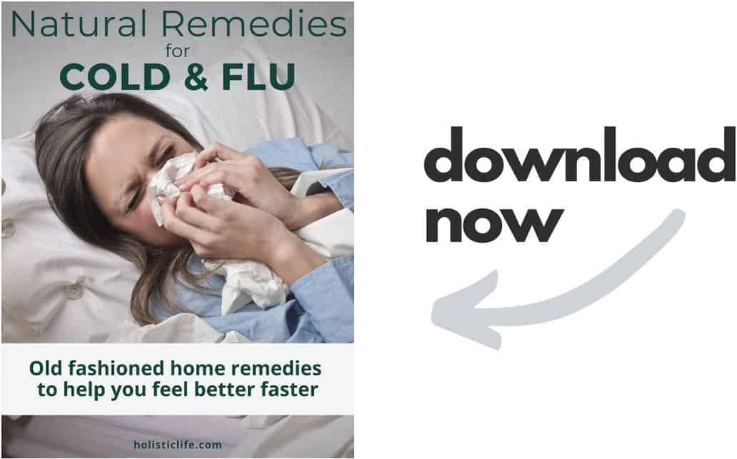 Natural Remedies for Cold and Flu Free Download