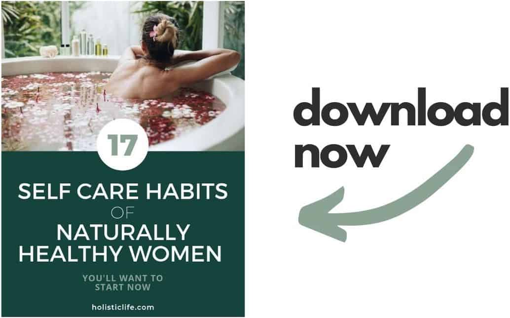 Holistic Self Care for Women PDF